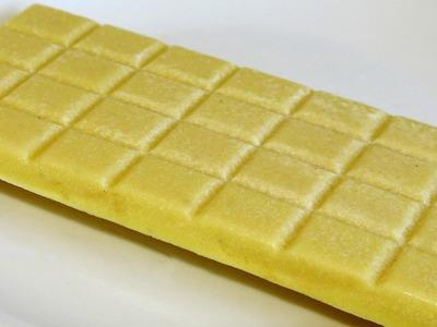 HOW TO MAKE WHITE CHOCOLATE