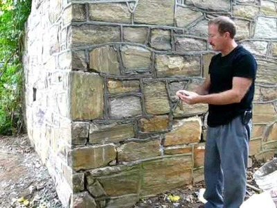 How To Repoint Masonry Joints