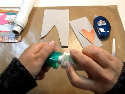 Make It Yourself Monday - Creating Your Own Embellishments