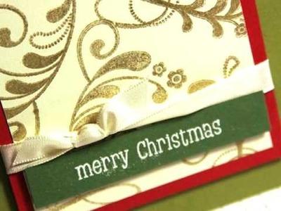 Merry Christmas - Make a Card Monday #49