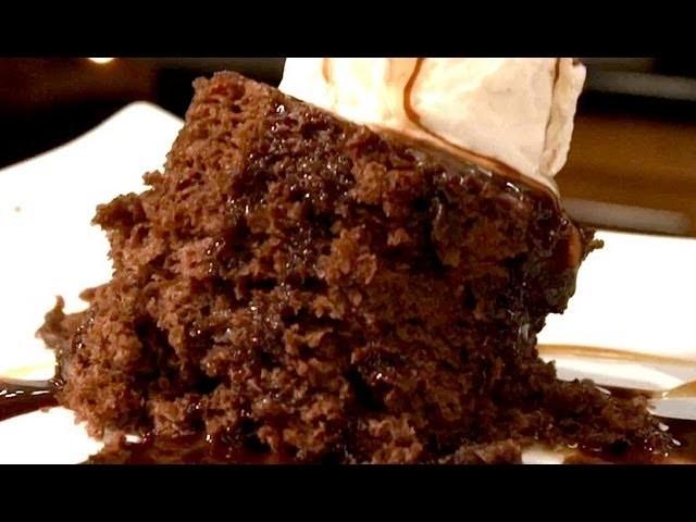Microwave Ice Cream Cake - Brothers Green