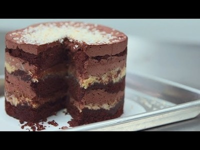 Momofuku Milk Bar's German Chocolate Jimbo Cake | Get the Dish