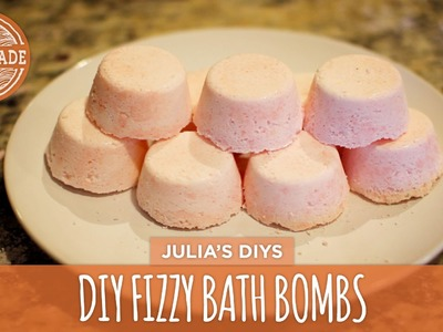 Mother's Day Fizzy Bath Bombs - HGTV Handmade