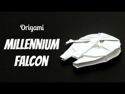 Origami, 3D Origami Vase Tutorial #1, Easy Ninja Fidget ... - photo#13