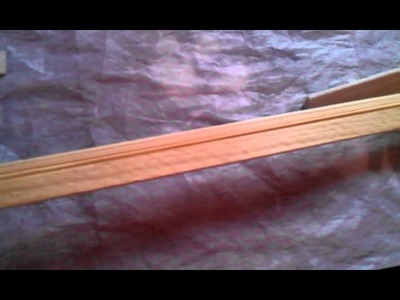 Part 15 hints and tips on decorating a dollhouse - Skirting boards