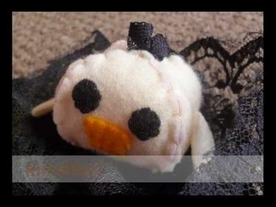 Plush Tutorial - How to Make a kawaii Kiiroitori (San-X chick) Plushie