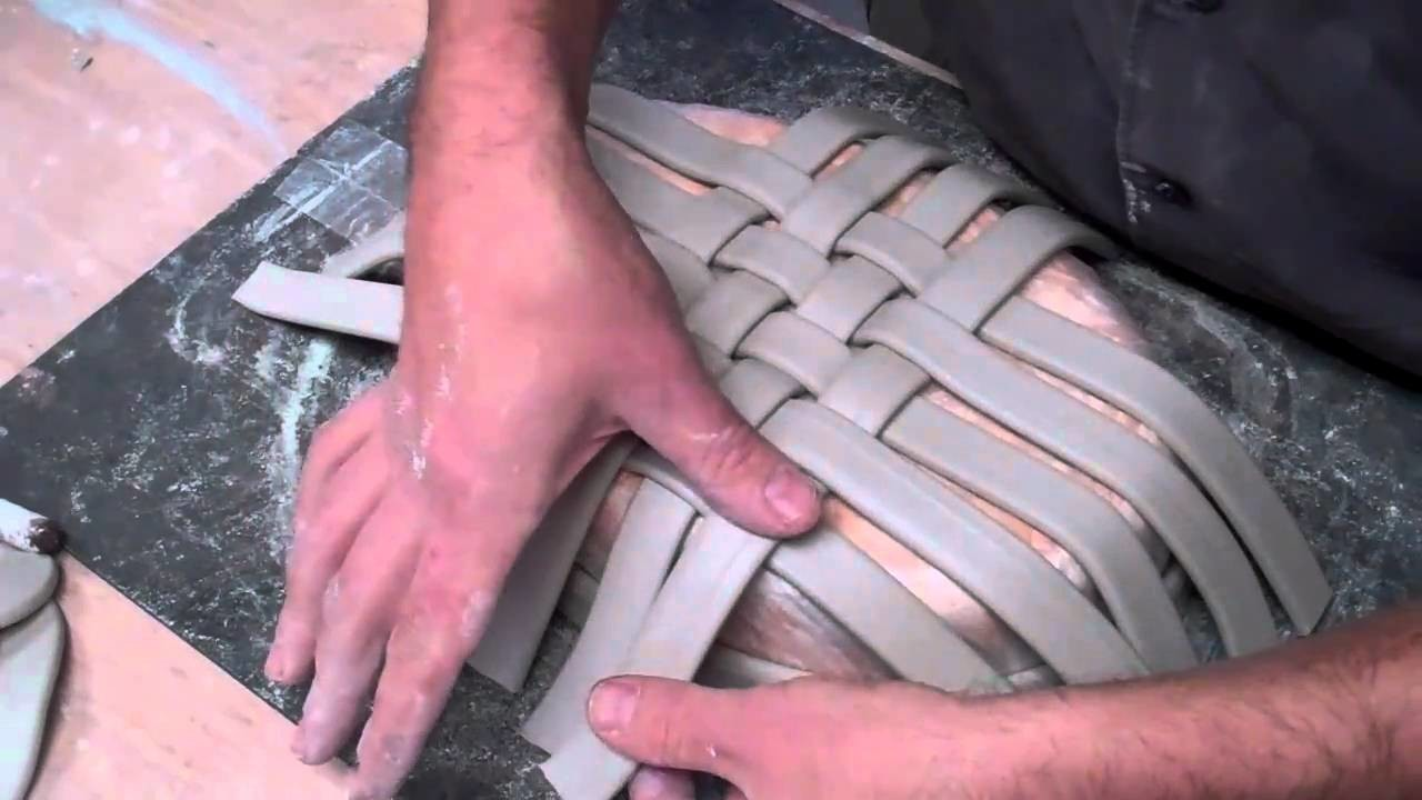 Pottery basket part 1