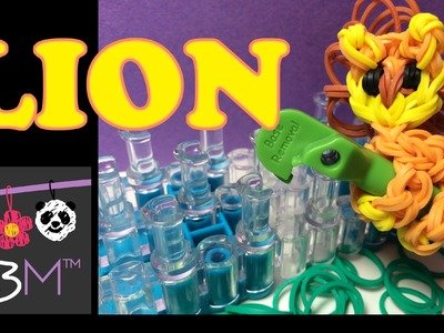 Rainbow Loom Pencil Hugger: Lion or Cat