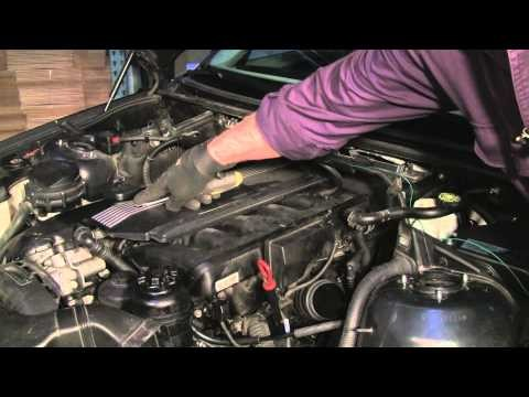 Replacing the BMW M54 Crankcase Ventilation System, Part 1 of 3