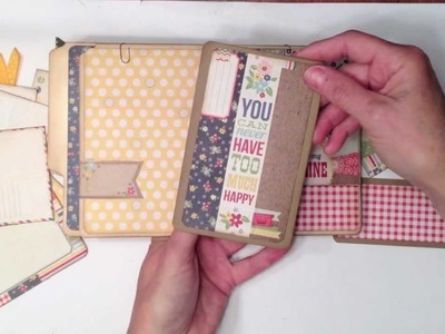 Summer File Folder Mini Project