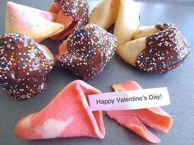 Valentine's Day Fortune Cookies!