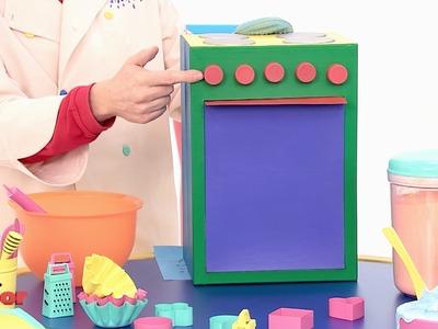 Art Attack - Cooker - Official Disney Junior UK HD