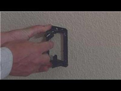 Audio.Video Installation : How to Run Speaker Wire Through Walls