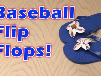 Baseball Flip Flops!
