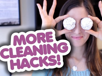 Cleaning Hacks: The Return (How to Clean Your Home & Save Time & Money) Clean My Space