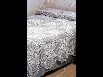 Crochet| Bedspread Free |Simplicity Patterns|140