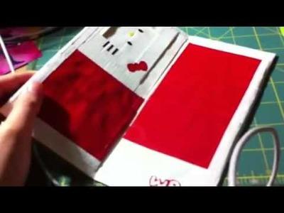 Custom hello kitty wallet - latwnz22