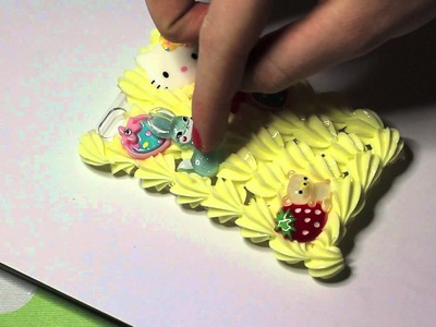 Decoden Making of Bunnies and Kitties Case