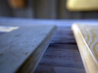 DIY All-Natural Wood Stain | At Home With P. Allen Smith
