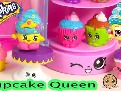 DIY Craft Limited Edition Shopkins Season 1 CUPCAKE QUEEN Custom Paint Cookieswirlc Video