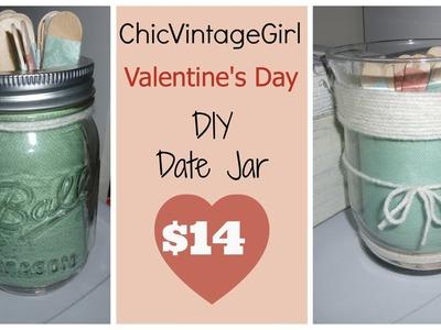 DIY Date Jar ♡ ChicVintageGirl