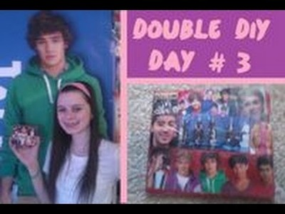 DOUBLE DIY DAY #3: One Direction Coin Pouch!!