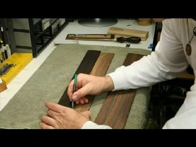 How to Build a Guitar Fretboard : Guitar Building & Repair