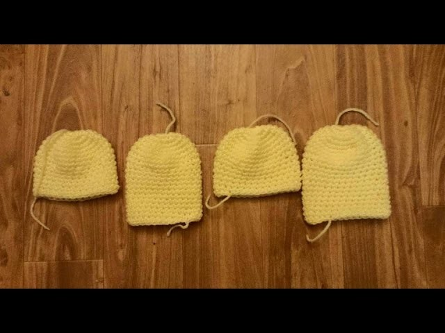 How to Crochet a Minion Part 4