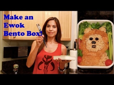 How To Make An Ewok Bento Box