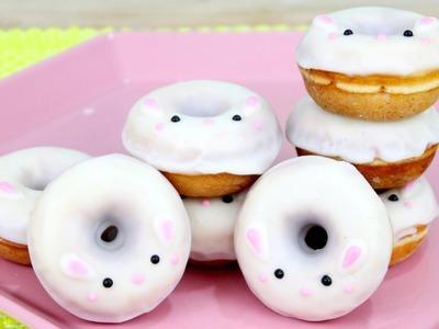 How to Make Lemon Bunny Donuts!