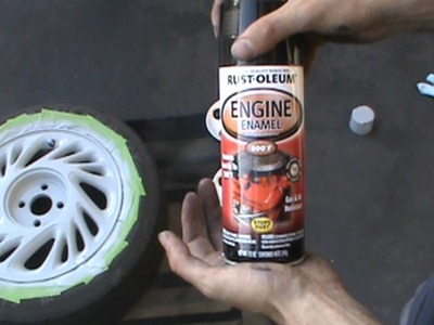 How To Paint your Car Truck and SUV Rims