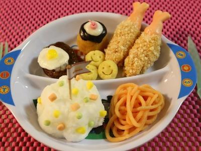 "Kracie Popin'Cookin' Arrange ""Okosama Lunch"""