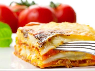 Lasagne By Master Chef Sanjeev Kapoor