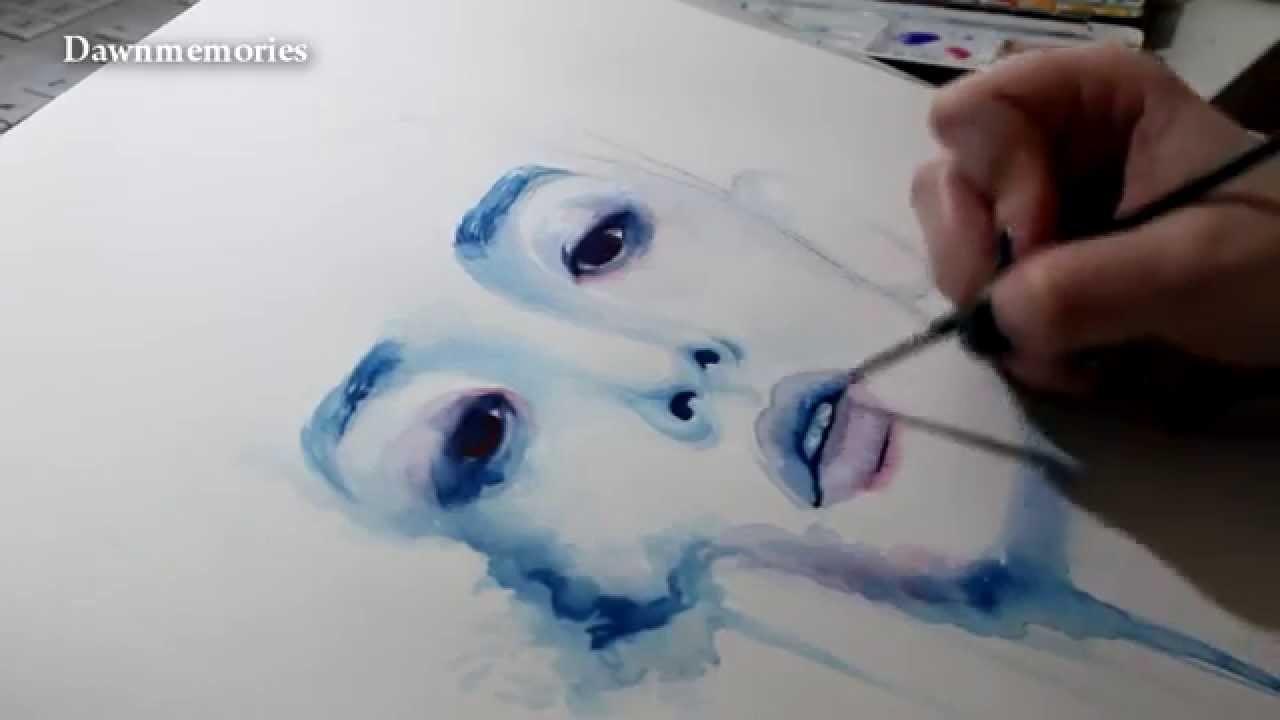 Lee SooHyuk [Watercolor Painting]