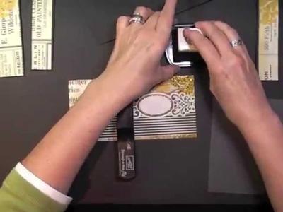 Let's Alter This: a Cricut Cartridge Box !