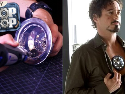 Make An Iron Man Arc Reactor - DIY Prop Shop