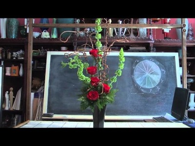 More Fun in Flower Arranging With Kiwi Vine!