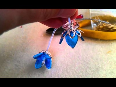 PART 6 A guide on making a dollhouse chandelier