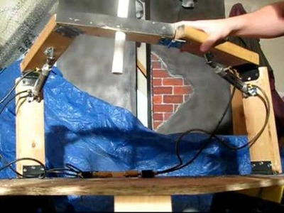 Pneumatic Ground Breaker How-To