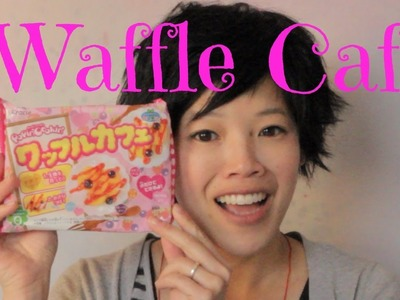 Popin Cookin' Waffle Cafe - Whatcha Eating? #93