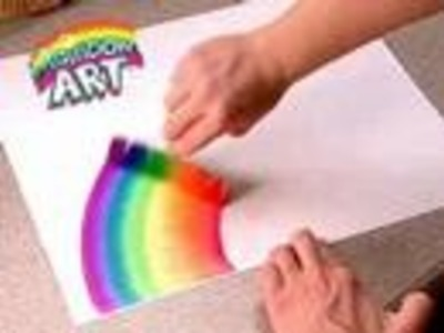 Rainbow Art Water Colour -SmarToys.co.uk