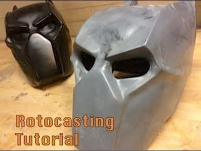 Rotocasting Tutorial: Making a Helmet Casting