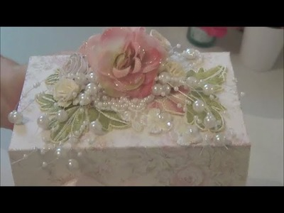Shabby Chic Notions - GDT March KittysScrapPost