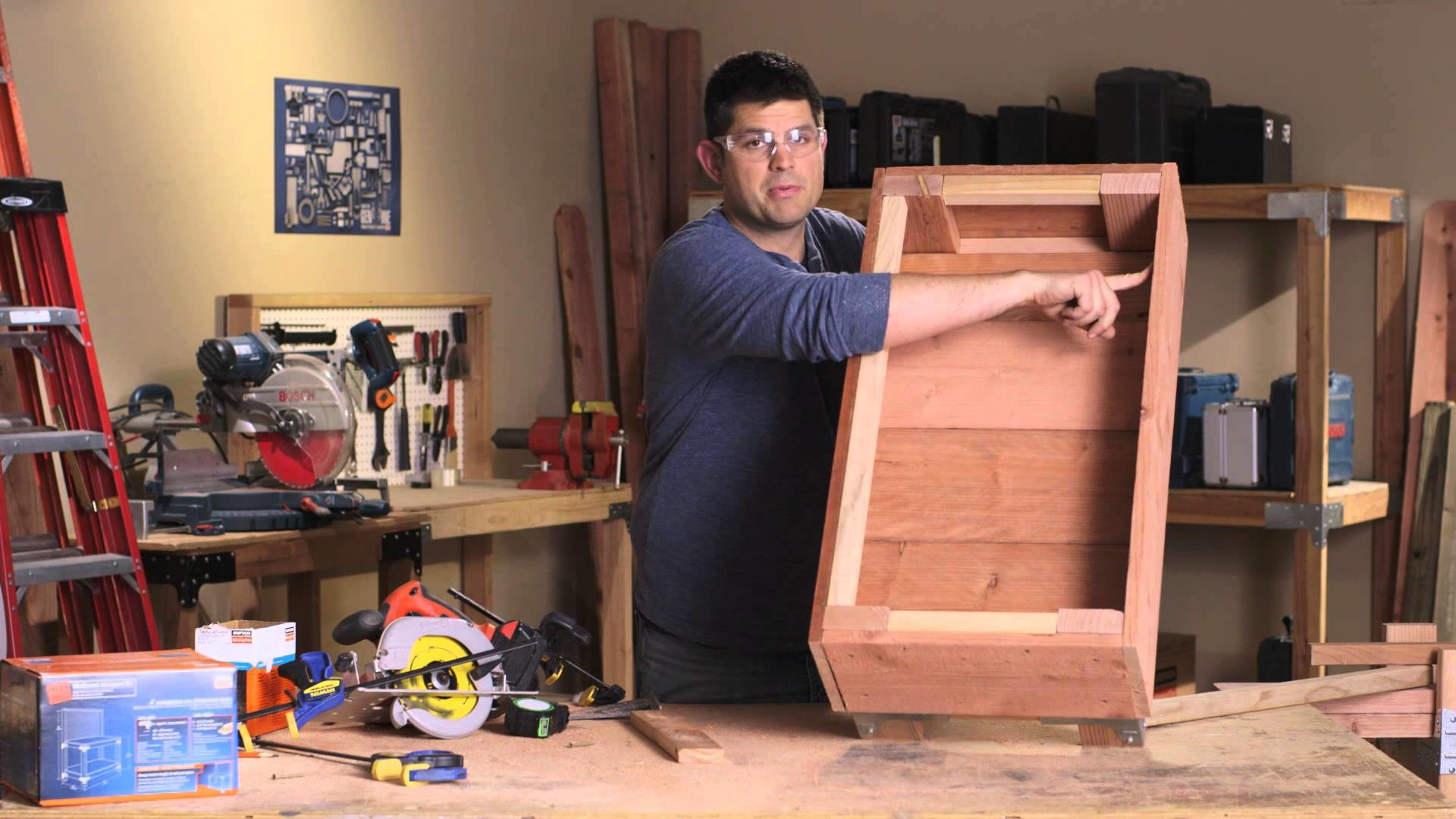 Simpson Strong-Tie DIY Planter Box