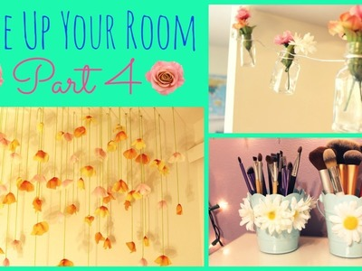 Spice Up Your Room! 3 Inexpensive DIY's for Summer!