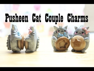 Valentine's Day Tutorial (2 of 3): Pusheen Couple's Charms