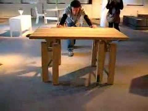Walking Table