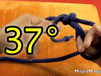 37°  Rope Trick  Easy Magic tricks Revealed