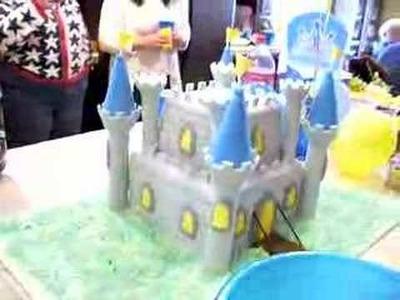 Brooks' Castle Cake