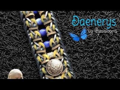 DAENERYS Hook Only bracelet tutorial